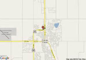 map of 8 motel grande prairie grande prairie