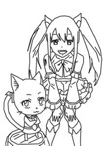 Coloriage Fairy Tail Natsu En Ligne