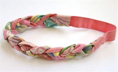 How To Make Handmade Hair Bands - headbands as casual and dreamy as summer cool