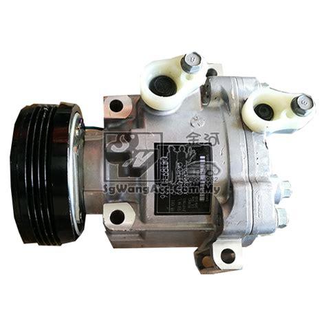 suzuki swift  air cond compressor