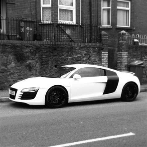 cars black and white black and white audi r8 das auto