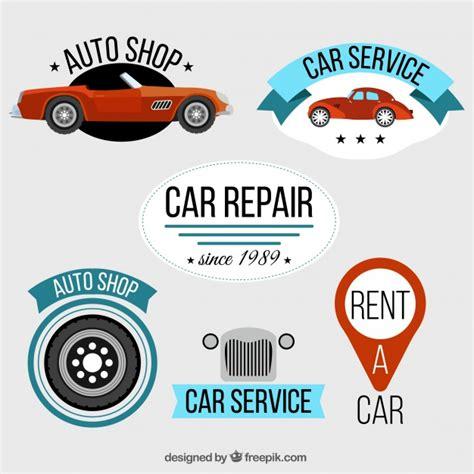 car service logo car service logos vector free