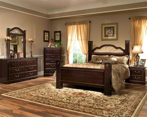 standard furniture poster bedroom set sorrento st set