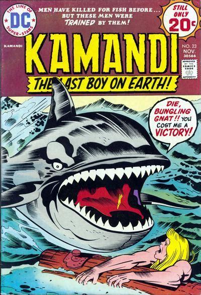 kamandi by jack kirby 1401274692 issue by issue kamandi the last boy on earth 23 the telltale mind