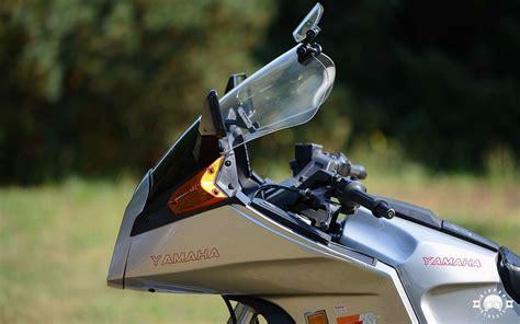 Yamaha Motorrad Turbo by Yamaha Xj 650 Turbo 1982 84 Das Motorrad Von Morgen