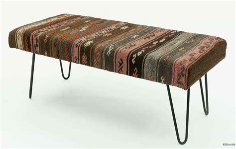 kilim bench furniture