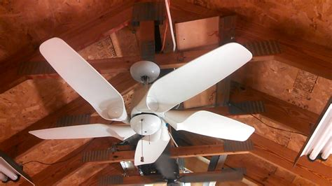 emerson k55 ceiling fan emerson quot petal quot ceiling fan youtube