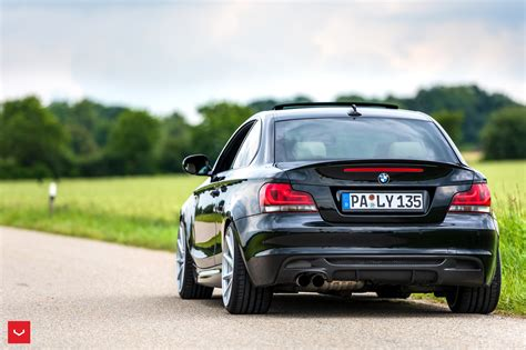 Bmw 1er Coupe Hardtop by Photoshoot Bmw 1 Series Coupe On Vossen Cvt Wheels