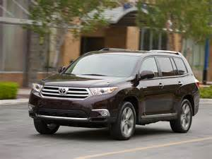 Toyota Highland Toyota Highlander 2011 Car Picture 01 Of 44
