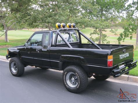 toyota 4x4 back to the future marty mcfly 1985 toyota pickup 4x4