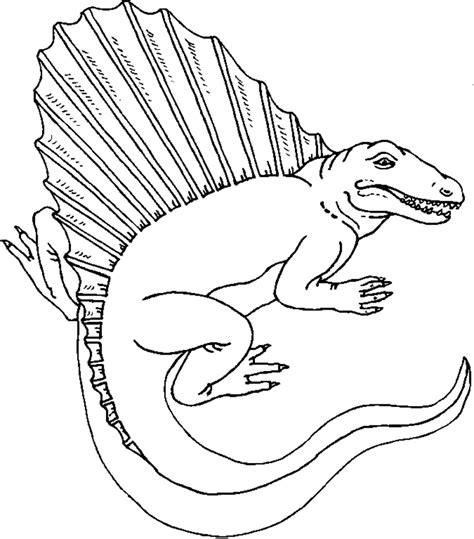 dinosaur coloring pages coloring town