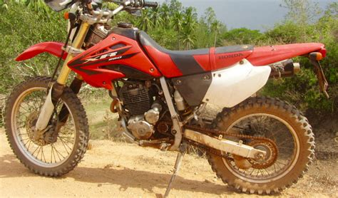 Honda 250 Dirt Bike by Motorcycle Safari Organisation Of Guided Dirt Bike Safaris