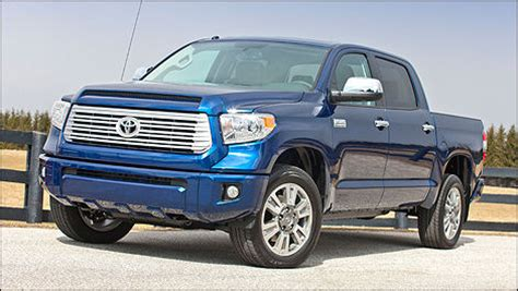 redesigned 2014 toyota tundra on sale at $28,665 | car