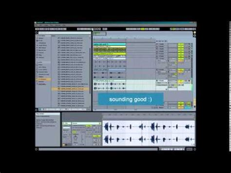 how to make deep tech house with ableton live 7 tutorial ableton live tutorial basic deep tech house how to