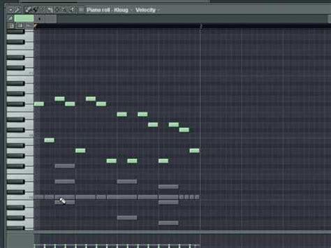 tutorial piano roll fl studio fl studio tutorial series lesson 8 advanced piano roll