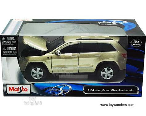 Welly Chevrolet Custom Decal jeep grand laredo suv 31205g 1 24 scale maisto