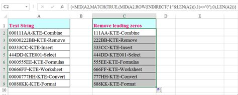 php date format with leading zeros excel 2013 convert number to text with leading zeros