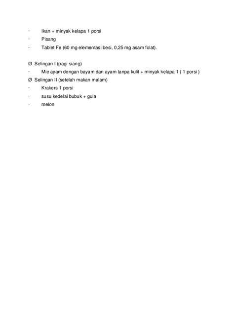 makalah membuat jus alpukat makalah prinsip diet pada ibu hamil dengan anemia