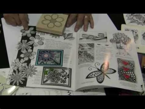 zentangle pattern youtube how to zentangle with suzanne mcneill youtube
