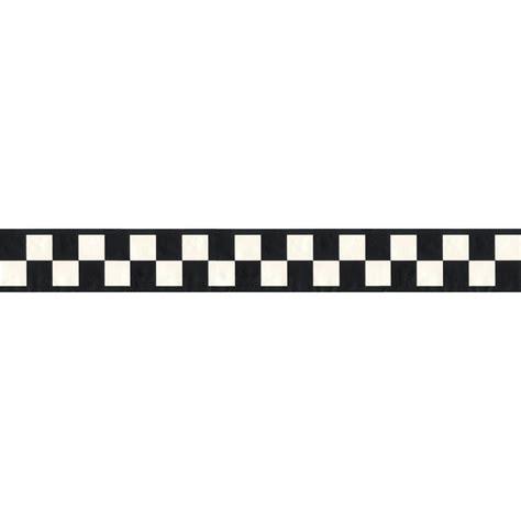 wallpaper border black and white check checkered border clip art cliparts co
