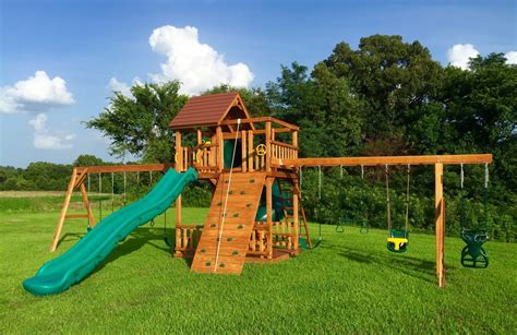 slide attachment for swing set ultra watch tower 1 homestead outdoor