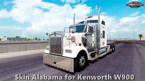 kenworth w900 parts kenworth 187 american truck simulator mods ats mods