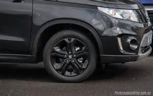Suzuki Vitara Wheels 2016 Suzuki Vitara Turbo Vs Honda Hr V Small Suv