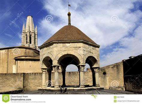 bagni arabi bagni arabi e chiesa di sant feliu a girona catalogna