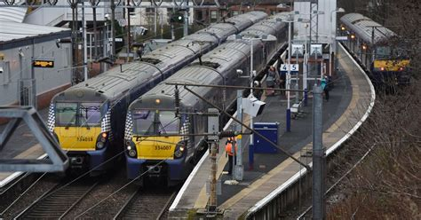scotrail cancellations affect glasgow commuters