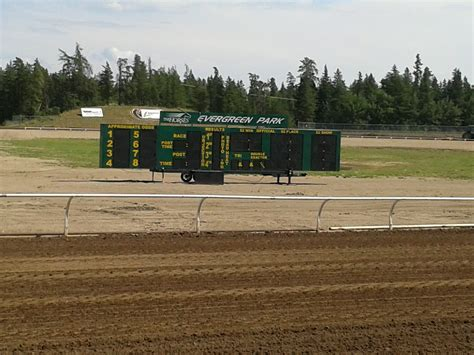 evergreen park racing season set to begin at evergreen q99live