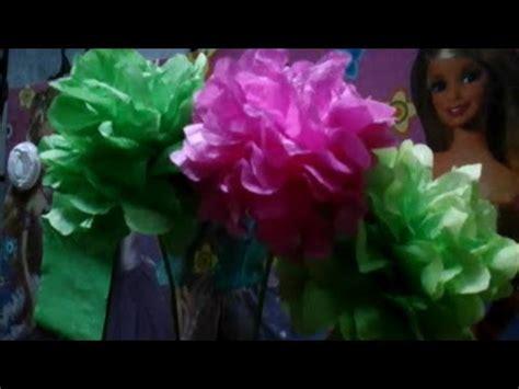 membuat bunga dari kertas youtube cara membuat bunga dari kertas krep 2 youtube