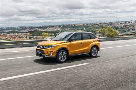 Suzuki Auto 2019 by 2019 Suzuki Vitara Gets 1 0 Liter Turbo Instead Of 1 6l