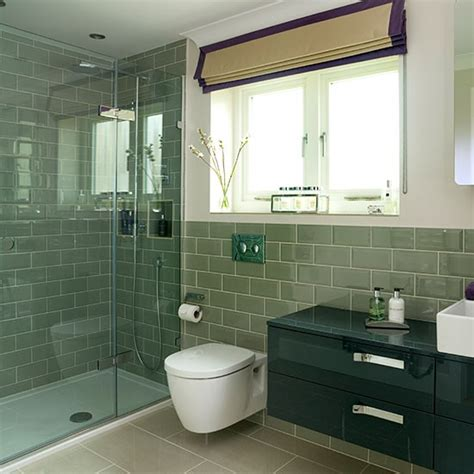 Green Bathroom Tile Ideas 24 Grey Green Bathroom Tiles Ideas And Pictures