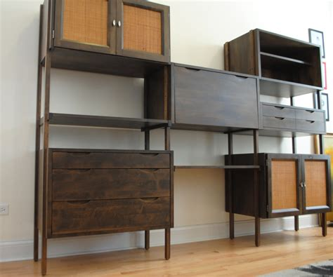 bookcase desk wall unit modular wall unit phylum furniture throughout desk
