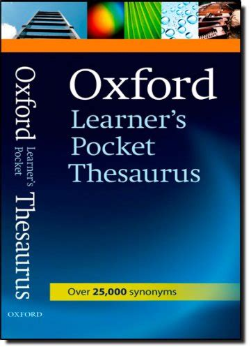 pocket oxford dictionary and thesaurus by elizabeth j oxford learner s pocket thesaurus pocket thesaurus etjbookservice