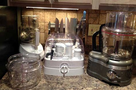 KitchenAid vs. Cuisinart Food Processors   Viewpoints Articles