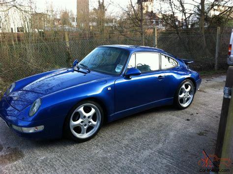 1990 porsche 911 blue porsche 911 carrera 4 964 1990 993 face lift