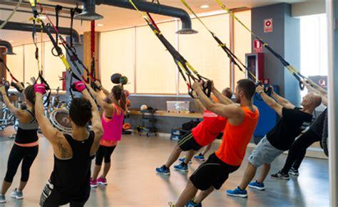 entrenamiento personal trx gonna fitness center becerril clases de trx en plona