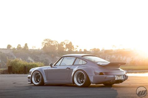 porsche hairline porsche hairline jon sibal s porsche 964 on work meister