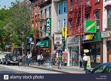 bedford new york bedford avenue williamsburg brooklyn new york united