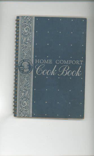 home comfort book home comfort cook book cookbook wrought iron range vintage