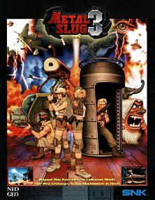 metal slug 3 wikipedia