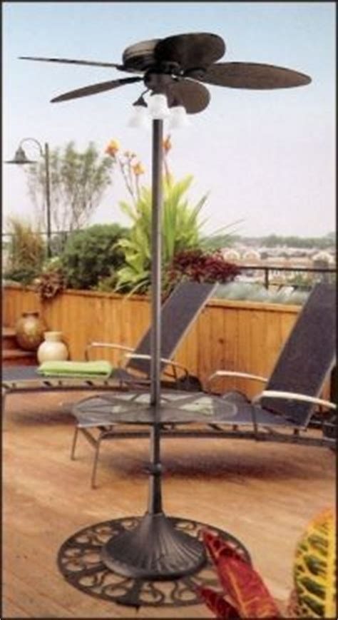 outdoor standing fans patio outdoor wall mount fans bing images patio mount in the