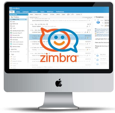 Zimbra Email Search Enterprise Email Server Zimbra Email Server Dedicated Zimbra Email Server Environment