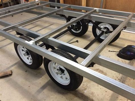 pontoon boat on car trailer 450 best images about boat ideas on pinterest the boat