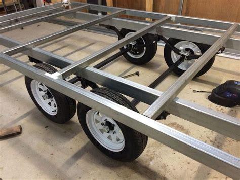 wooden boat trailer plans best 25 trailer plans ideas on pinterest teardrop