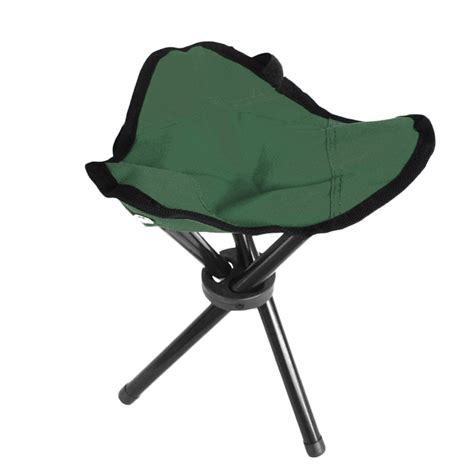 Travel Stool by Folding Portable Travel Chair Stool For Outdoor Cing