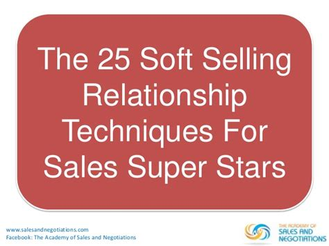 sold the of relationship sales books coach cameron 25 soft selling relationship