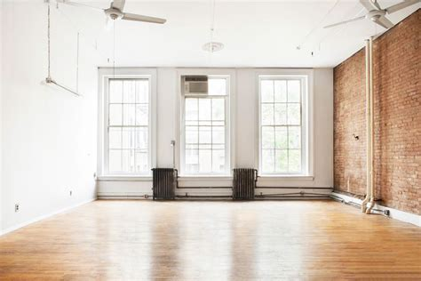 Open Loft Floor Plans modern dance legend joan miller s soho loft studio sells