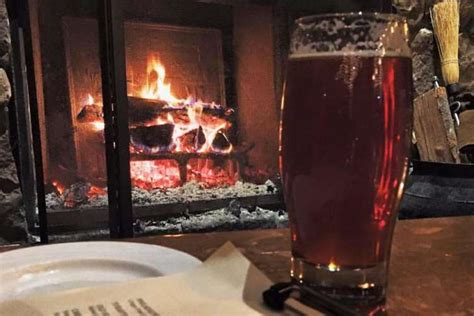 cozy up to five of the best fireplace restaurants in boston